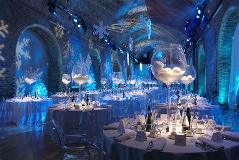 Winter Wonderland Themed Party  Our Themes  The Events