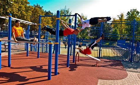 Why Calisthenics Makes You More Creative