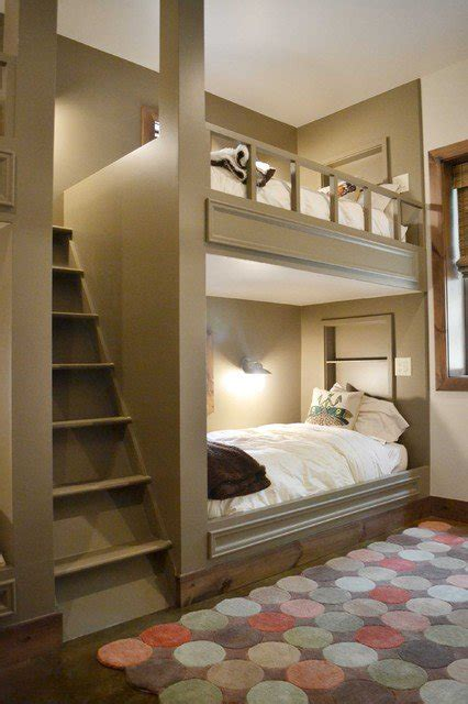 37291 built in bunk beds 27 fantastic built in bunk bed ideas for room from a