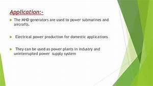 Thermal Ionization In Mhd Generator