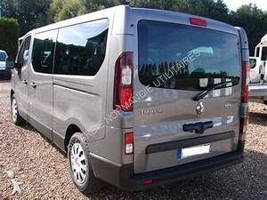 Renault 9 Places : renault trafic l2h1 dci minibus 9 places ~ Gottalentnigeria.com Avis de Voitures