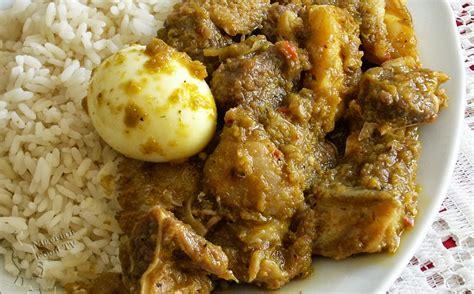television cuisine ofada stew ayamase the designer stew