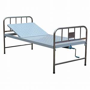 China Single Crank Hospital Bed Price  Cheapest Manual