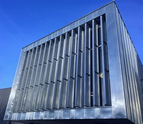 Hirschsprunghus - Building E - Brede - External vertical ...