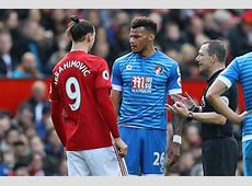 Zlatan Ibrahimovic charge Manchester United and Tyrone
