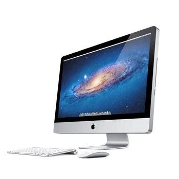 ordinateur bureau apple apple imac 27 quot i7 3 40 ghz 6970m 2go cto achat