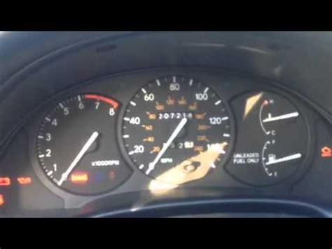 emergency brake light wont turn  part  youtube