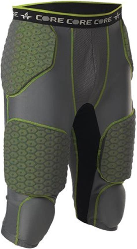 football girdles  compression shorts  padding