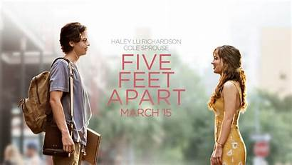 Apart Feet Five March Theaters Giveaway Prize
