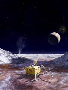 NASA Receives Science Report on Europa Lander Concept – TSS