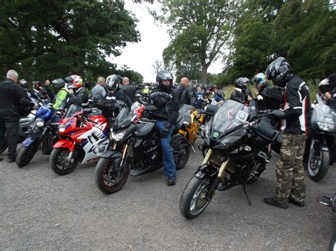 Large Motorcycle Groups Unregulated By Police