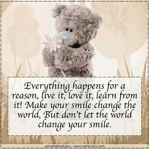 17+ best images... Cute Bear Quotes