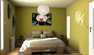 Deco Chambre Parentale : idees deco chambre parentale evtod ~ Preciouscoupons.com Idées de Décoration