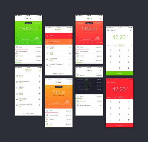 pin  ashiwel  app design  images app wireframe