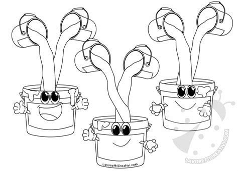 disegni da colorare per bambini scuola primaria disegni per bambini sui colori primari e secondari