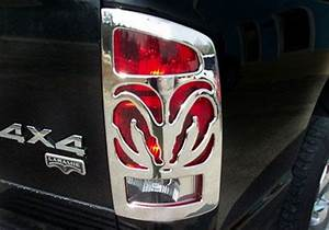Dodge Ram 1500 Tail Light Covers