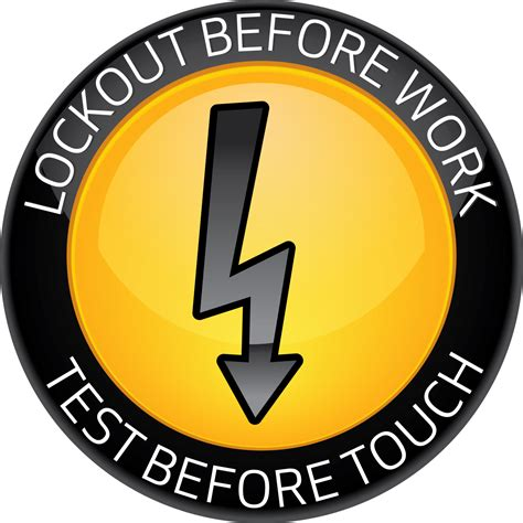lockouttagout loto electrical safety