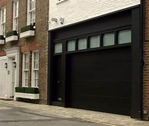 Elegant Sliding Garage Doors In Natural Colour Amaza Design