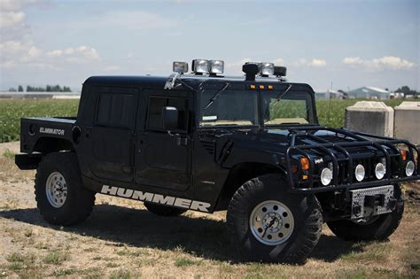 Tupac's 1996 Hummer H1 Sells At Auction For 7,144