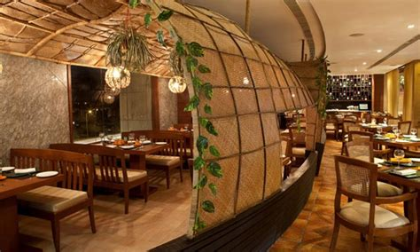 Innovative Kitchen Design Ideas - 35 theme restaurants in delhi ncr that would give you a memorable dining experience the