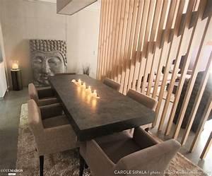 Deco Interieur Zen : d coration contemporaine zen carole sipala c t maison ~ Melissatoandfro.com Idées de Décoration