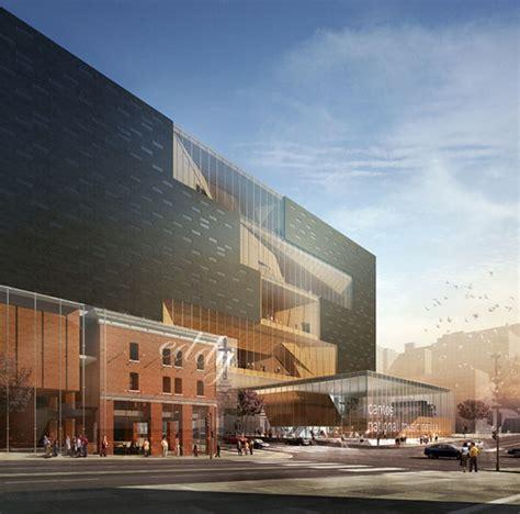 spf architects national  centre calgary
