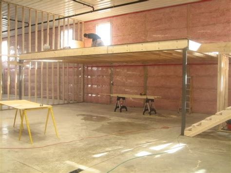 build  mezzanine  garage joy studio design gallery