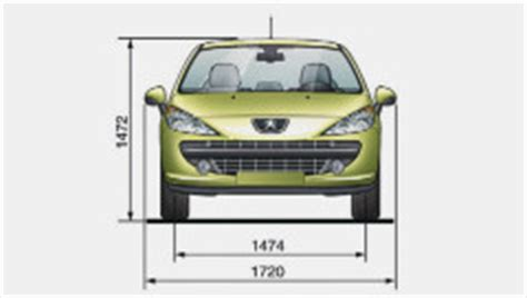 pkw breite und länge katalog pkw garagen fertiggaragen und carports