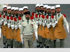 The French Foreign Legion the last option for those
