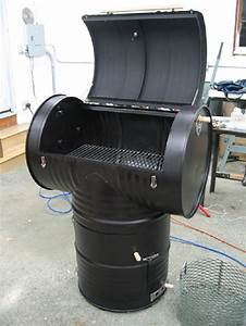 Upright Barrel Smoker : inexpensive diy smoker grill ideas for your bbq party ~ Sanjose-hotels-ca.com Haus und Dekorationen