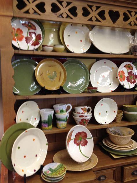 vietri italian ceramics images  pinterest desk layout place settings  table
