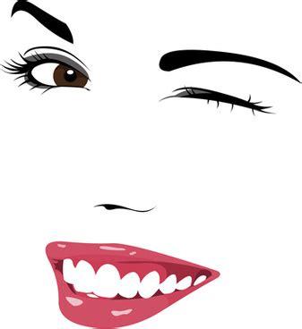 girl face outline    girl face outline