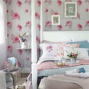 Chambre Shabby Chic : chambre romantique 15 id es d co d licates et chics en styles vari es ~ Preciouscoupons.com Idées de Décoration