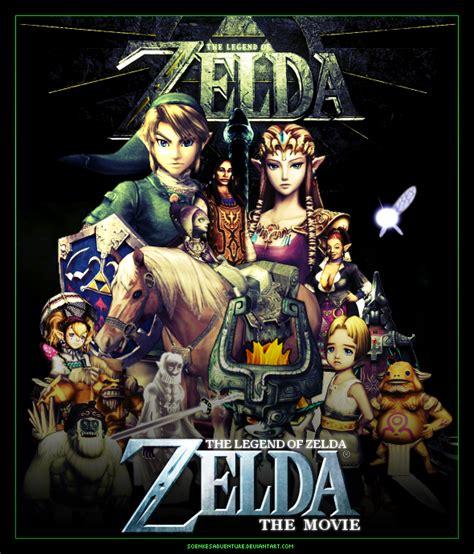 The Geeky Nerfherder Cool Art The Legend Of Zelda Fan