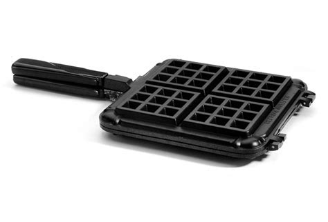 NordicWare Stove Top Belgian Waffle Iron   Cutlery and More