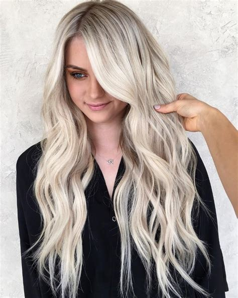 Platinum Hair by 10 Of The Sexiest Shades For Platinum Hair You Will