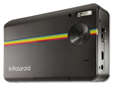 polaroid digital instant print polaroid launches z2300 instant digital with