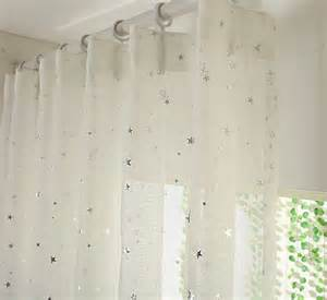 aliexpress com buy cotton voile curtains white fabric