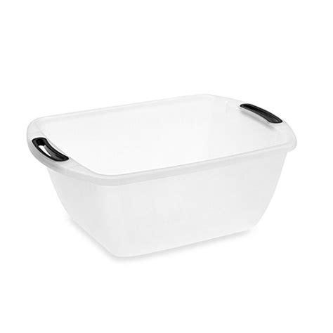 kitchen sink dish pan my kitchen 11 quart dish pan bed bath beyond 5701