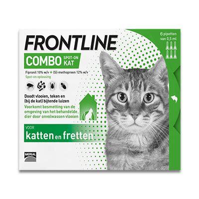 Frontline Combo Katze 6 Pipetten Preisvergleich