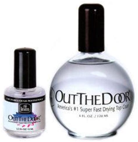 inm out the door head2toe other base coats top coats