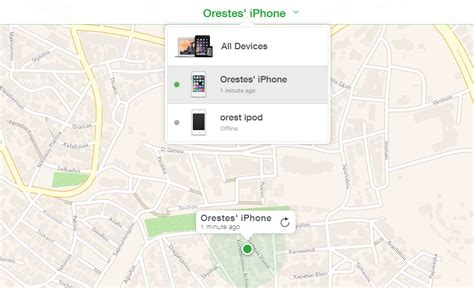 last location of iphone how to find track your lost iphone ubergizmo
