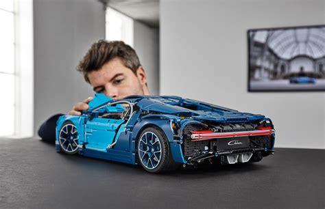 Lego Technic 42083 Bugatti Chiron Unveiled Yuppie Gadgets