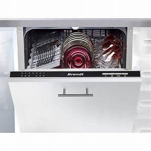 Lave Vaisselle 8 Couverts : lave vaisselle int grable cm brandt vs1010j 10 ~ Nature-et-papiers.com Idées de Décoration