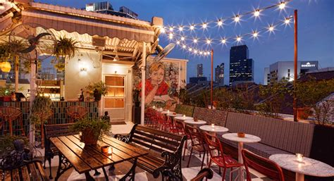 10 Outdoor Rooftop Bars To Visit In Singapore Shout