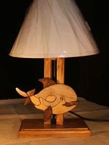 Lampe De Chevet Pour Enfant : lampes de chevet lampe de chevet baleine pour chambre d 39 enfant ~ Melissatoandfro.com Idées de Décoration