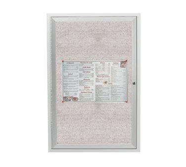 aarco products odcc3624r 1 door outdoor aluminum frame