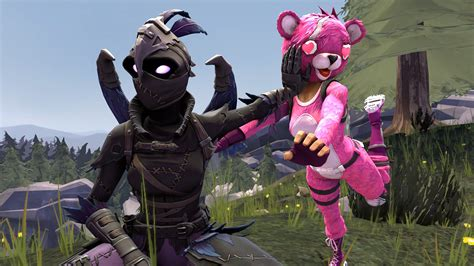Cuddle Team Leader 4k 8k Hd Fortnite Battle Royale Wallpaper