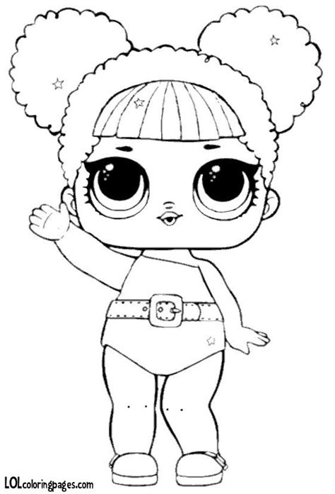 Hello kids today i will draw and color a cute and beautiful lol doll let's draw and color using markers with me i hope you like. Mewarnai Gambar Lol - Mewarnai Gambar