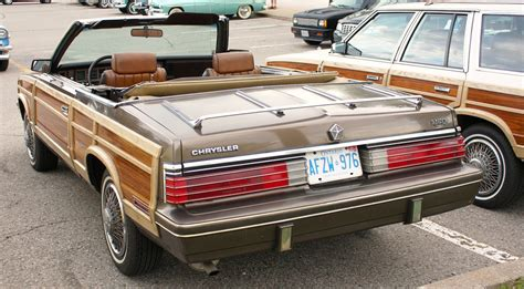 84 Chrysler Lebaron by 1984 Chrysler Lebaron Town And Country Convertible